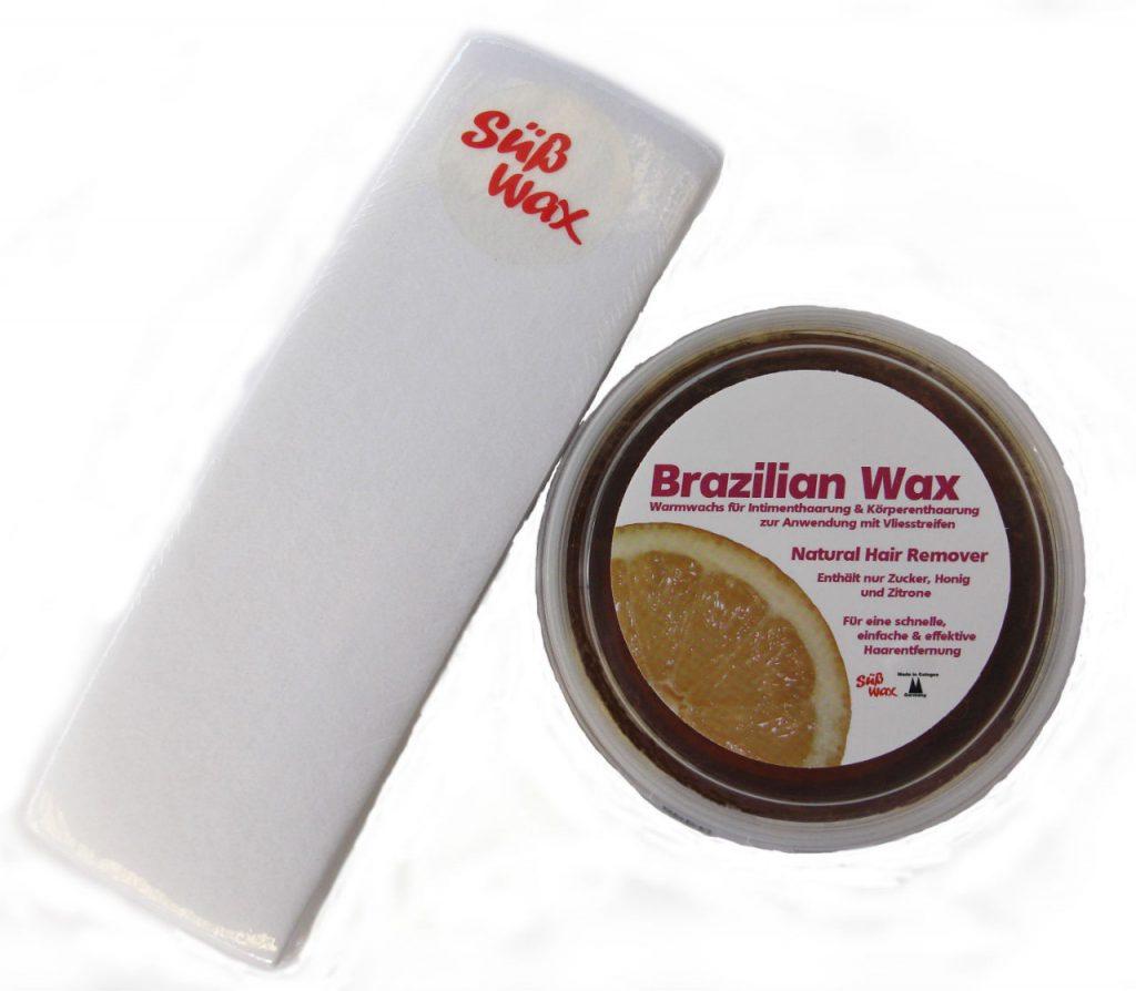 Süß Wax Brazilian Wax Sugaring Zuckerpaste